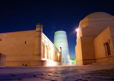 Usbekistan Reise - Khiva Ichan Qala in Usbekistan