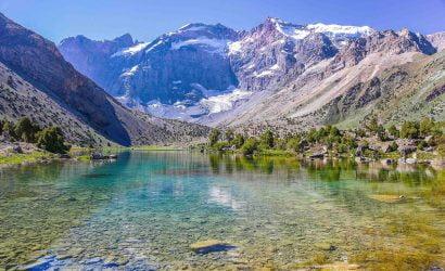 Usbekistan und Tadschikistan