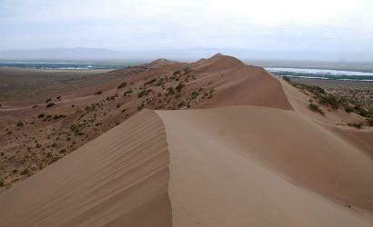 Kasachstan Reise - Altyn Emel Nationalpark