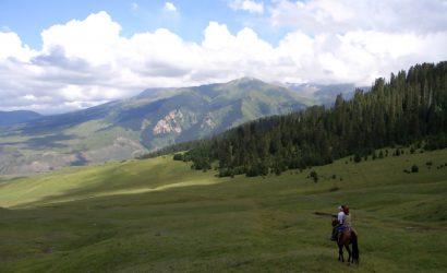 Usbekistan und Kirgisistan Reise