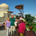 Große Zentralasien Reise im Juni