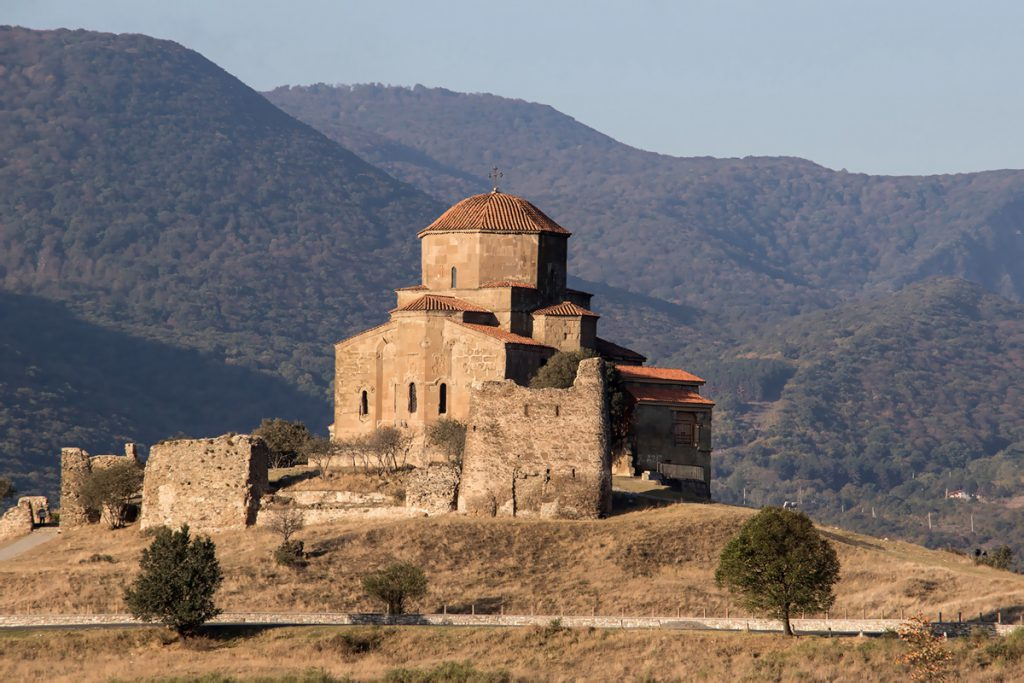 Jvari-Monastery
