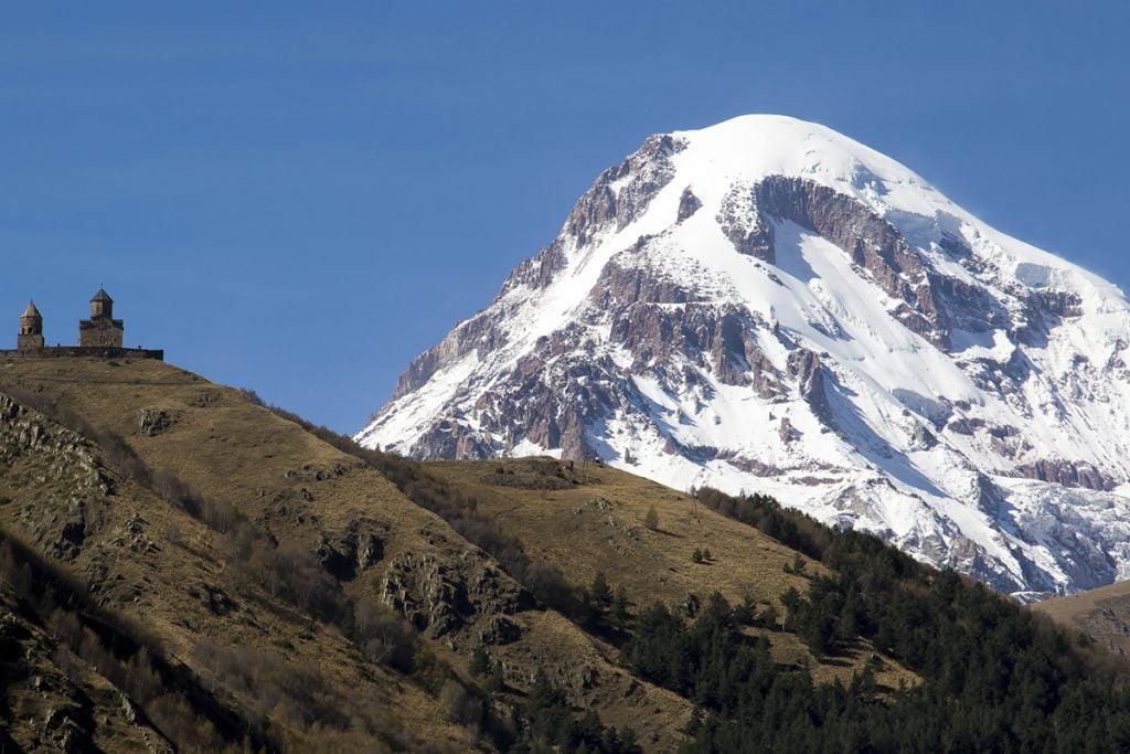 Mt.-Kazbek