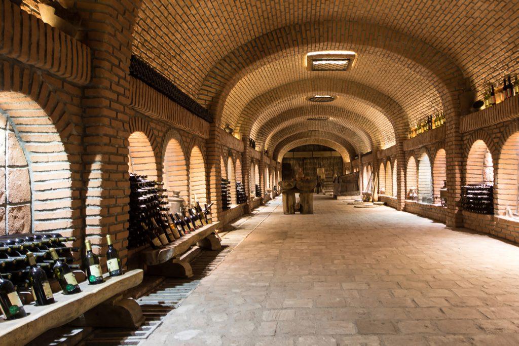 Wine-Cellar—Gvirabi