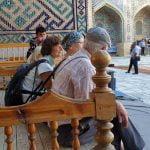Usbekistan Reise im Mai 2019